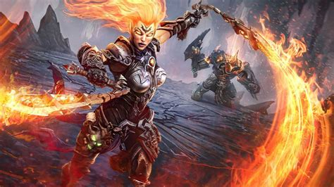Darksiders III To Last 15+ Hours on an Average Playthrough