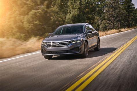 The new 2020 Volkswagen Passat brings style and value to