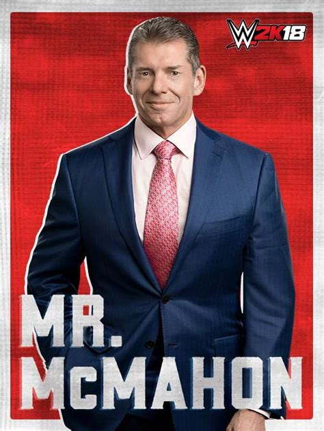 Vince McMahon Has Been Confirmed As Playable Character In