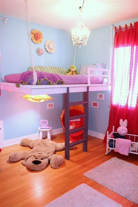 Ana White   Build a Loft Bed (and win your daughters heart